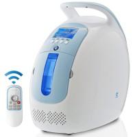 Portable Oxygen Concentrator Generator 5L Health Care Brain Heart Care ZH-J11