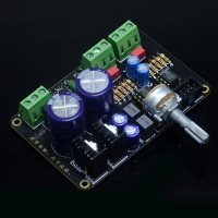 HIFI Musical Fidelity A1 Preamp Board 5532 Audio Pre-Amplifier for Audiophile DIY