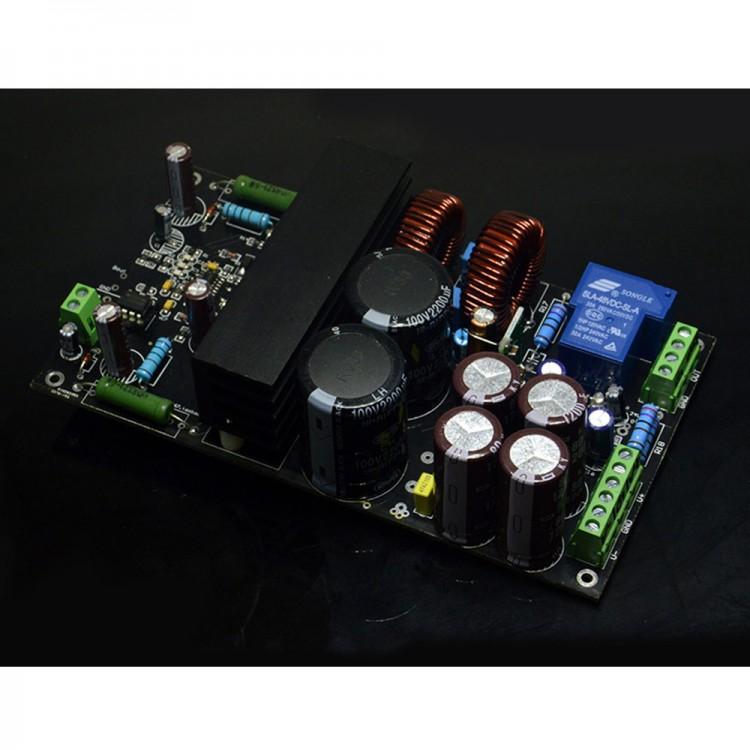 Power Amplifier Irs2092 : hifi power amplifier board irs2092 digital single channel 1000w audio subwoofer amp free ~ Russianpoet.info Haus und Dekorationen