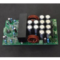 HIFI Power Amplifier Board Dual Channel IRS2092 Digital 350W Audio AMP for Audiophile
