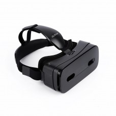 "VR Goggle Virtual Reality 3D Glasses Touch Panel Smart Helmet for 5-6"" Android iOS Phone Dlodlo-Black"