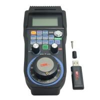 CNC MACH3 Wireless Electronic Handwheel 4-Axis Manual Controller USB Handle MPG