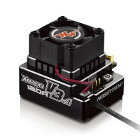 Hobbywing XERUN 120A V3.1 Brushless ESC Electronic Speed Controller for Racing Car Crawler-Black