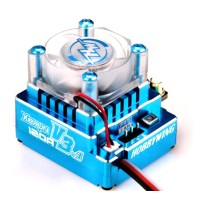 Hobbywing XERUN 120A V3.1 Brushless ESC Electronic Speed Controller for Racing Car Crawler-Blue
