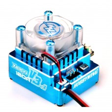 Hobbywing XERUN 120A V3.1 Brushless ESC Electronic Speed Controller for Racing Car Crawler-Blue