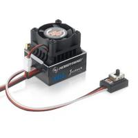Hobbywing Xerun XR10 Justock 60A Sensored Brushless ESC Electronic Speed Controller for Racing Car Rock Crawler