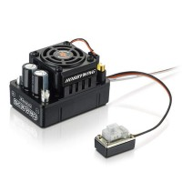 Hobbywing Xerun SCT PRO Brushless ESC Electronic Speed Controller for Racing Car Rock Crawler-Black