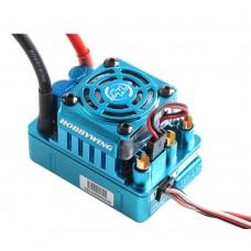 Hobbywing Xerun SCT PRO Brushless ESC Electronic Speed Controller for Racing Car Rock Crawler-Blue