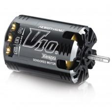 Hobbywing Xerun V10 G2 3.5T Sensored Brushless Motor 9550KV for 1:10 Racing Car Crawler