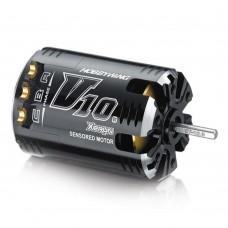 Hobbywing Xerun V10 G2 7.5T Sensored Brushless Motor 4550KV for 1/10 Racing Car Crawler