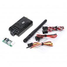SKY-HD01 AIO FPV Wireless Transmitter DV Camera Full HD 1080P Wireless 400mW 32CH AV Tx