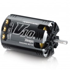 Hobbywing Xerun V10 G2 10.5T Sensored Brushless Motor 3800KV for 1/10 Racing Car Crawler