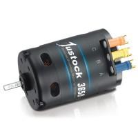 Hobbywing XeRun JUSTOCK 3650SD Sensored Brushless Motor 10.5T 3500KV for 1:10 Car