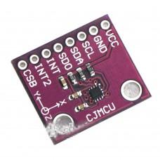 CJMCU-250E BMA250E BOSCH 3-Axis MEMS Acceleration Sensor Module w/Interrupt Controller