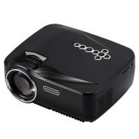GP70 Mini Full HD 1080P LED Projector Home Cinema Theater Multimedia Player USB