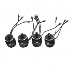 T-MOTOR Brushless Motor AIR2213 920KV CW CCW for FPV 350 Quadcopter RC Drone Multicopter 4-Pack