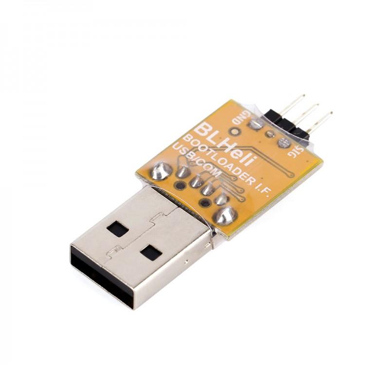 3 PIN USB Arduino ESC Programmer BLHeli Bootloader for