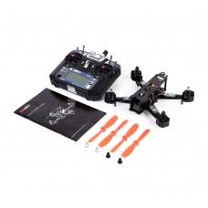 OCDAY 4-Axis Carbon Fiber FPV 210mm Quadcopter Kit Left Hand Throttle Drone RTF