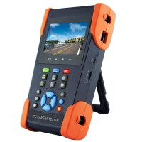 "3.5"" Touch Screen Monitor Onvif IP HD 1080P Analog WIFI Video Camera CCTV Tester IPC-3500H"