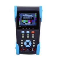 """HVT-2613T 3.5"""" CCTV IP Camera Tester Cable Tester Optical Power Meter Digital Multimeter TDR"""