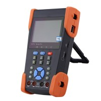 "3.5"" LCD CCTV IP Camera Tester Video Monitor PTZ Controller Cable Test Digital Multimeter HVT-E2603"