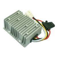 DC-DC Step-Down Buck Power Converter 48V to 12V 5A Voltage Regulator 300W Car Power Supply RCNUN