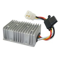 DC-DC Step-Down Buck Power Converter 48V to 12V 30A Voltage Regulator 360W Car Power Supply RCNUN