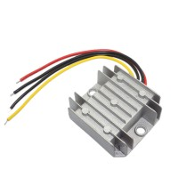 DC-DC Boost Buck Converter Automatic Step-Up Step-Down 9-40V to 24V 2A Voltage Regulator Power Supply RCNUN