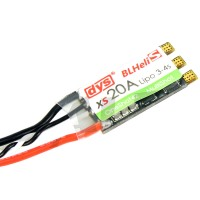DYS XS20A FPV ESC Electronic Speed Controller 3-4S Lipo for Drone Quadcopter