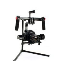 J-M2 Handheld DSLR Gyro 3 Axis Stabilizer Camera Gimbal Bluetooth PTZ 32Bit for 5D2 3 GH4 A7S Assembled
