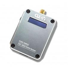 CUAV VMR32 5.8G Wirless Video Mobile Receiver Image Transmission for Phone Tablet PC AV Display Gray