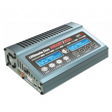 SKYRC Ultimate Duo 1400W 30A 1-8S LiPo NiCd NiMH Battery Balance Charger Discharger