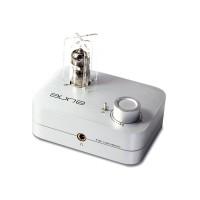 T1se 24BIT DSD USB Decoder DAC HIFI Headphone Amplifier Electron Tube for Audio White