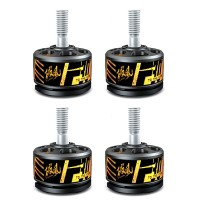 T-MOTOR F30 2300KV Brushless Motor for FPV Quadcopter Drone Multicopter 12N14P 4Pcs