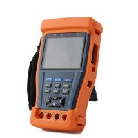 "3.5"" TFT-LCD Monitor CCTV Security Tester PTZ Controller Optical Power Meter Digital Multimeter ST-895"