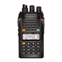 Walkie Talkie HAM Transceiver Two Way FM Radio Dual Band Dual Display 1700mAH WOUXUN KG-UVD1P