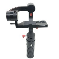 Handheld 3 Axis Camera Gimbal Stabilizer Gyro Steadicam PTZ 32Bit for DSLR 5D3 5D2 6D