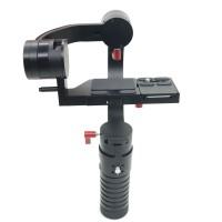 Handheld 3 Axis Camera Gimbal Stabilizer Gyro Steadicam PTZ 32Bit for DSLR 5D3 5D2 6D