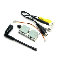 LawMate 1.2GHz 8CH 1000mW Wireless AV Transmitter VTX TM-121800 for FPV CCTV Camera