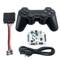 32 Channel Servo Motor Control Board & PS2 Controller + Receiver for Hexapod Robot Spider 17DOF Robotics