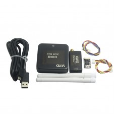 CUAV 433MHz 500mW RTB BOX Bluetooth 3DR Data Transmission Telemetry for Pixhawk Flight Control