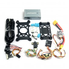 Upgraded CUAV Pixhack 2.8.3 Version Flight Control Combo for Quadcopter Multicopter FPV