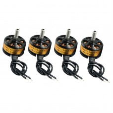 T-MOTOR F60 2200KV Brushless Motor for FPV Quadcopter Multicopter 4-Pack