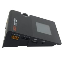 Balance Charger 500W 20A Smart Intelligent LCD Lipo NiMh Battery for RC Multicopter ISDT SC-620