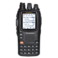 UHF VHF Walkie Talkie HAM Transceiver Two Way FM Radio 7 Bands Upgraded Wouxun KG-UV9D Plus