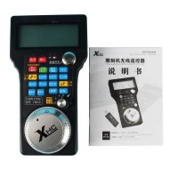 XHC CNC Router Handle Engraving Machine MPG Handwheel Remote Controller for NCStudio Card