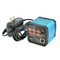 HD 14MP 1080P HDMI Inspection Microscope Camera USB TF Card Photography DVR Video Recorder