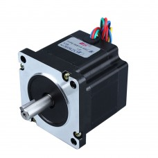 CNC Router Stepper Motor 2 Phase 14mm Shaft Diameter 450A for Engraving Machine
