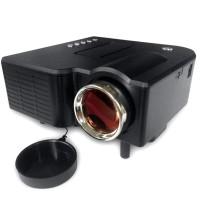 GM40 Portable Projector Multimedia Video Player Cinema Digital LED 320x240 VGA USB SD AV HDMI Beamer