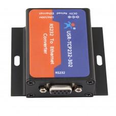 232 Seriel Port RS232 to Ethernet Converter TCP IP Server ARM Processor TCP232-302